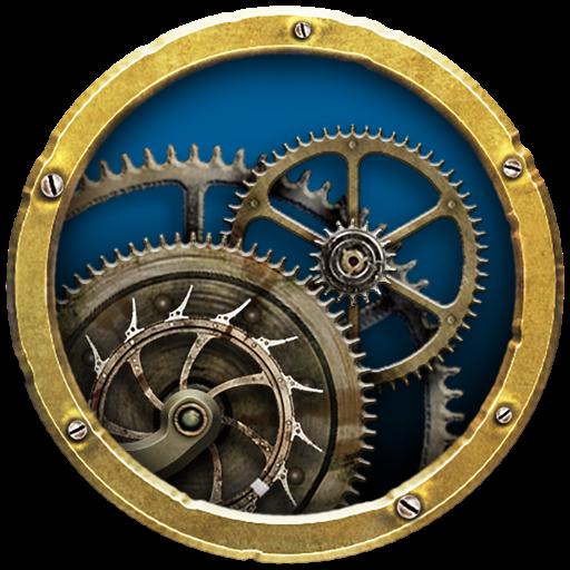 3D机械时钟 Mechanical Clock 3D