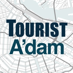 Tourist Amsterdam .