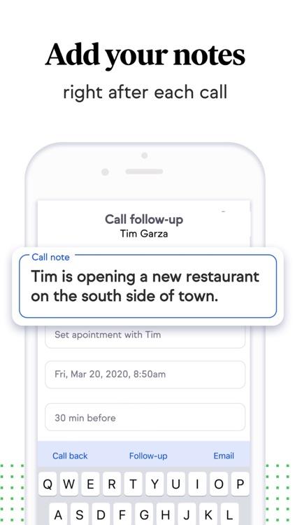 Keap: CRM & Second Phone Line screenshot-6