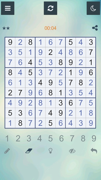 ™ Sudoku screenshot-1