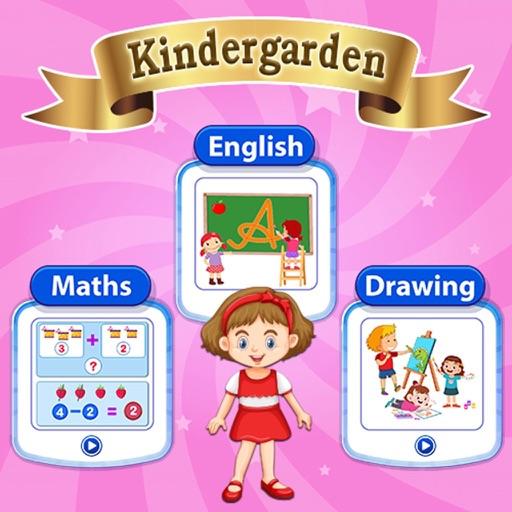 UKG - Kindergarten Activities icon