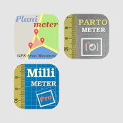 Measurement Tools Pack: measure on screen, photo and map