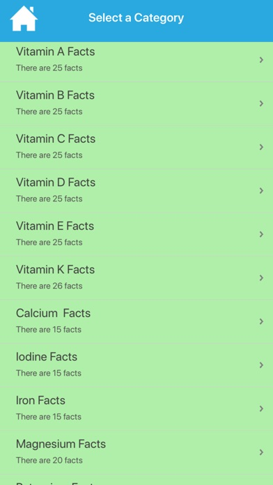 Screenshot for Cool & Amazing Nutrition Facts in United States App Store