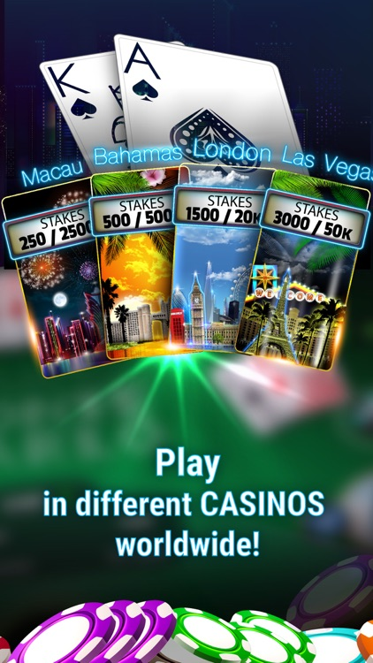 Blackjack 21 ∙ cards game screenshot-3