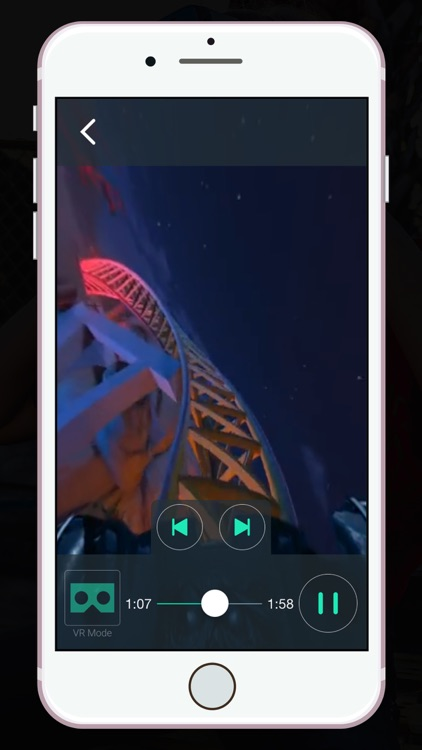 VR  - Virtual reality Videos screenshot-2