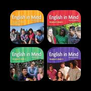 剑桥英语青少版有声学生套装6级别 -新版新概念 English in mind 第二版,重点外国语中学国际化综合英语学习课程