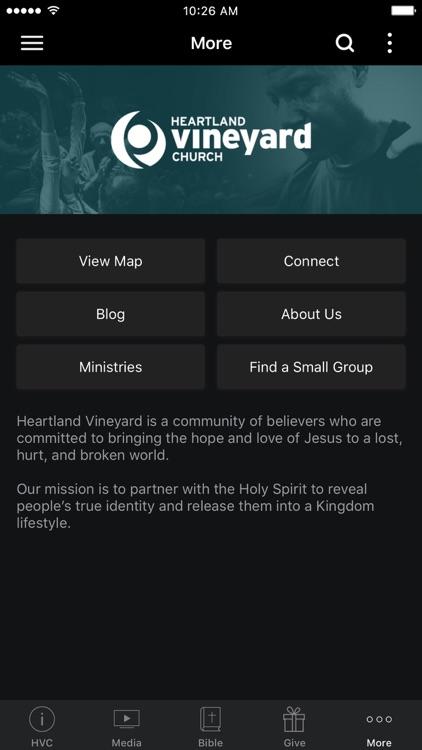 Heartland Vineyard Church