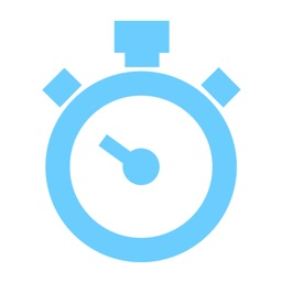 Track Cycling Stopwatch (iPad)