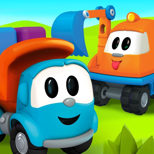 Leo the Truck and Cars Game