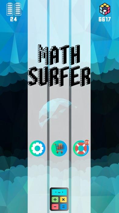 Math Surfer screenshot #1