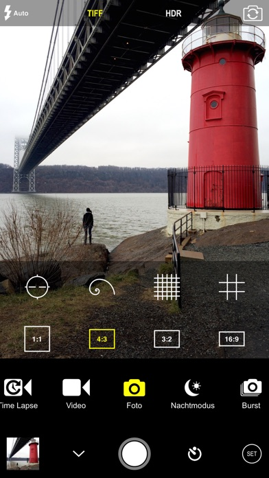 Screenshot for ProCam 6 in Germany App Store