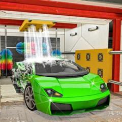 Cleanup Car Spa 3D