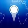 坐标 - 计算和转换地图上的GPS位置