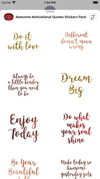Awesome Motivational Quotes screenshot-5