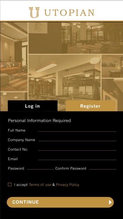 UTOPIAN WorkSpace screenshot-4