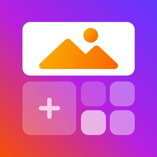 Photo Widgets Motivation App
