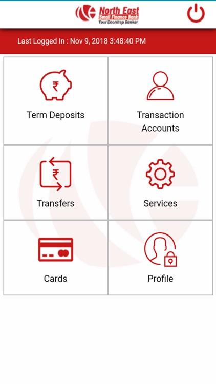 NESFB Mobile Banking screenshot-5