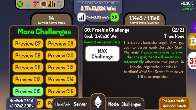 CryptoClickers: Idle Game