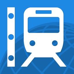 World Transit Maps
