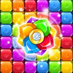 Jewels Garden : Blast Puzzle