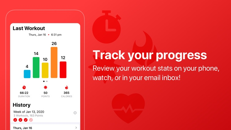 Spin 360 Workout Companion App