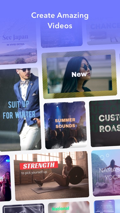 Download Swish - Social Video Maker for Pc
