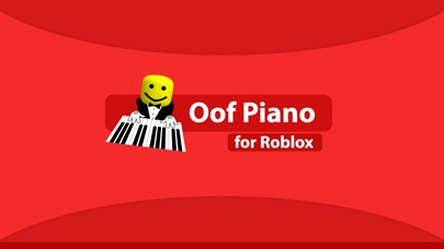 Oof Piano for Roblox app image