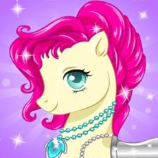 A Beautiful Pony dress up