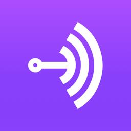 Ícone do app Anchor - Faça seu podcast