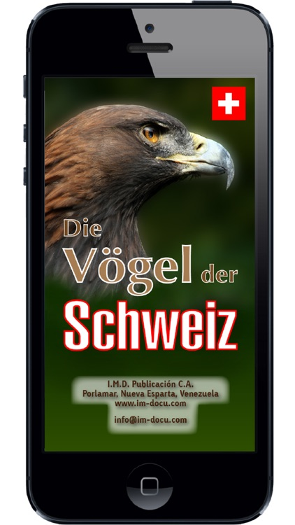 The Birds of Switzerland
