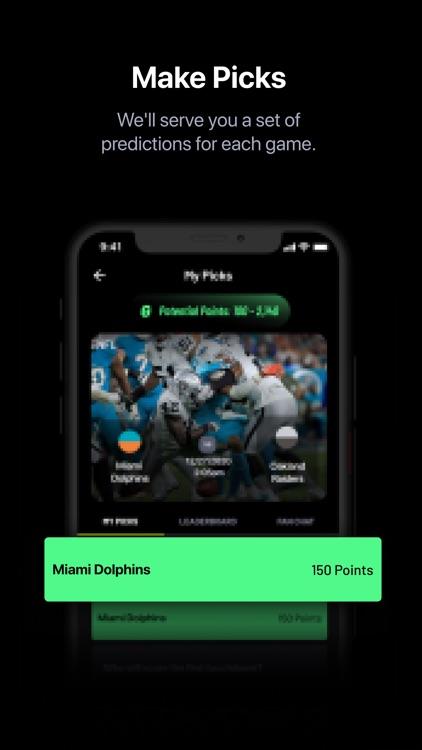 GameOn - Sports Prediction screenshot-0