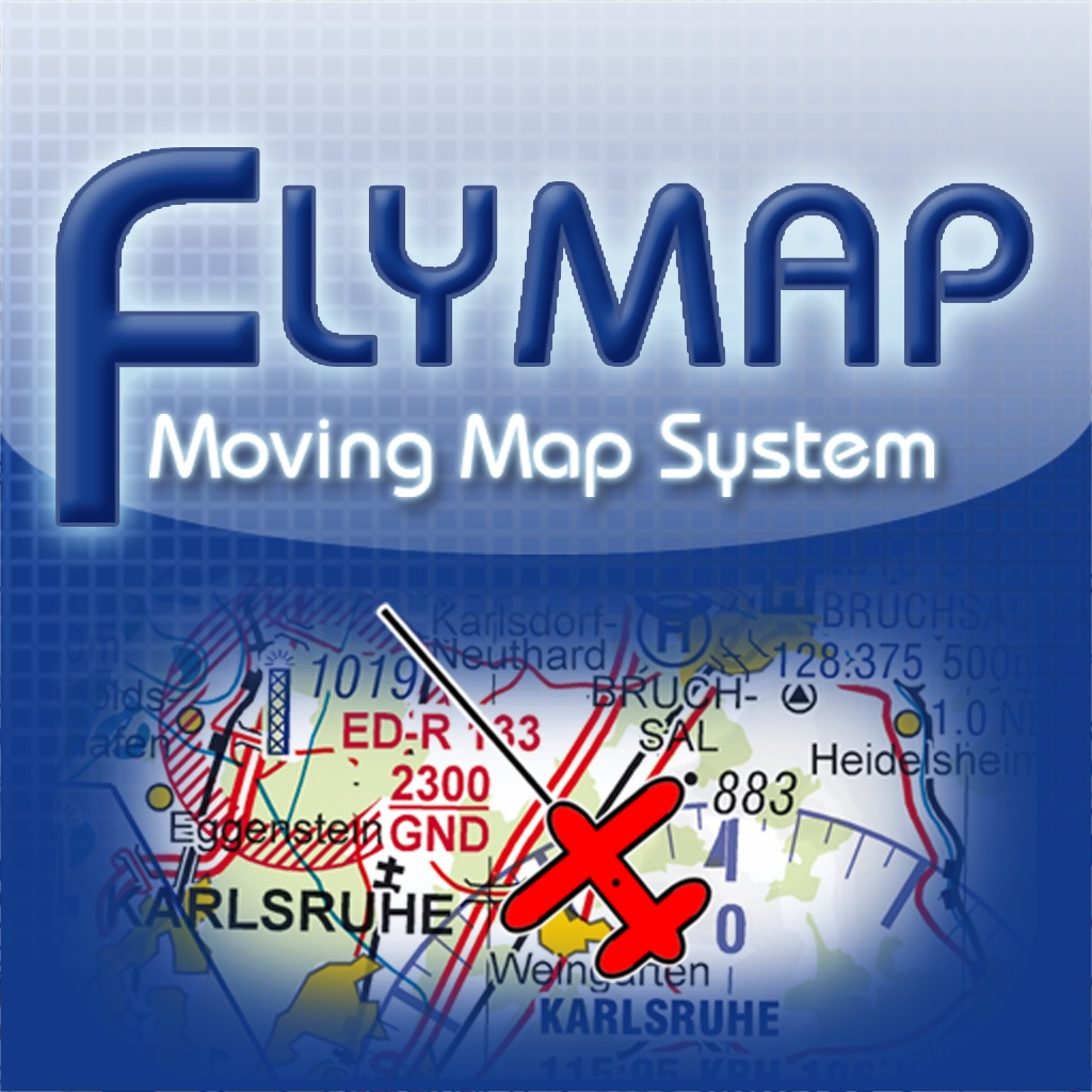 Flymap - Moving Map System