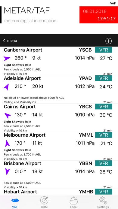 Visual Aircraft Forecastsのおすすめ画像4