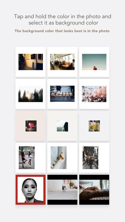 NewBorder - Photo frame