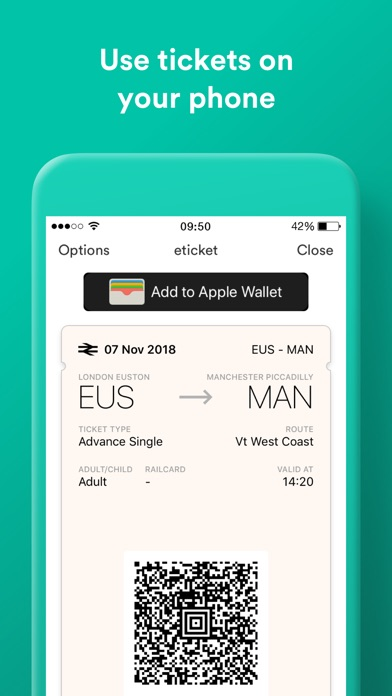 Download Trainline: Train and Bus App for Pc