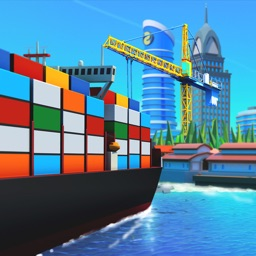 Sea Port: Cargo Ship Strategy