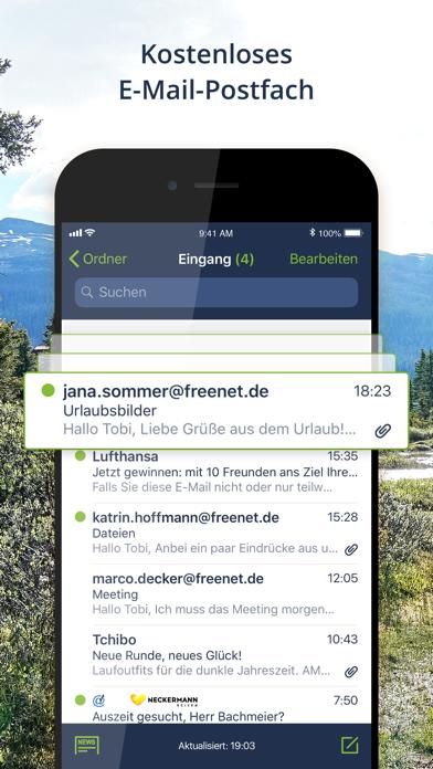 freenet MailScreenshot von 1