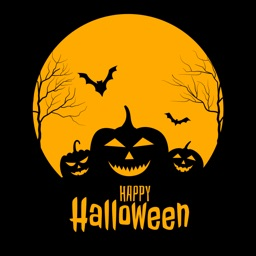 Halloween Stickers-Animated