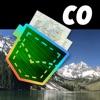 Colorado Pocket Maps - iPhoneアプリ