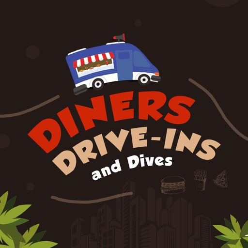 Diners Drive-Ins and Dives icon