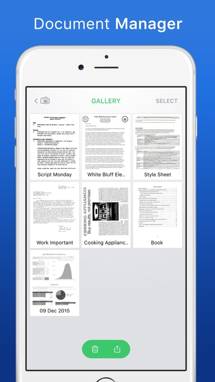 Scanner - Scan to PDF screenshot-3