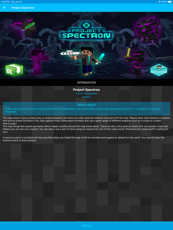 AddOns Installer for MCPE screenshot 6