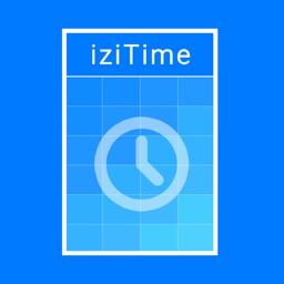 iziTime : Work planning log