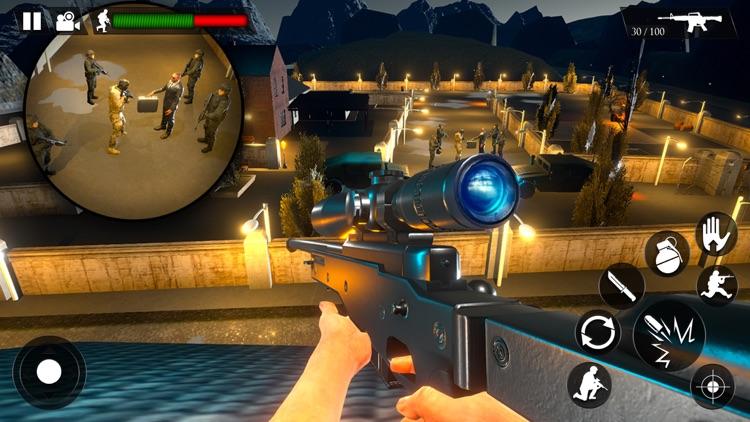 Counter Attack Shooting Games