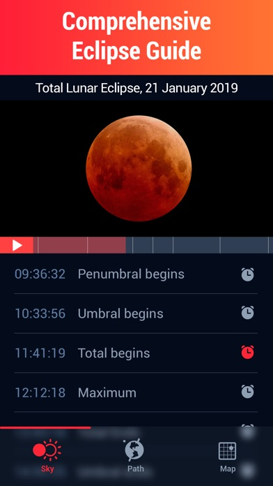 Eclipse Guide screenshot 1