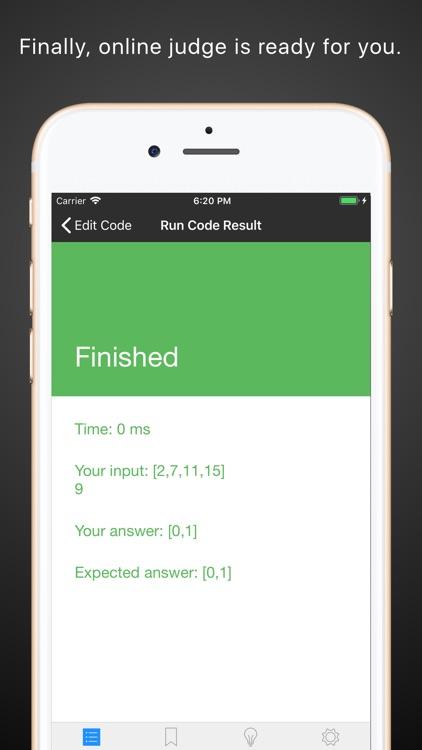 Leetcode Client screenshot-3