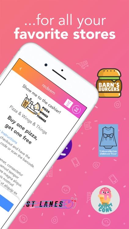 Buxbo - Redeem Coupons & Save! screenshot-6