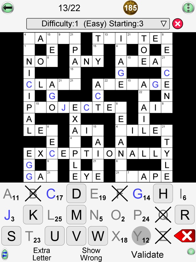 Arrow Crossword Other Games On The App Store