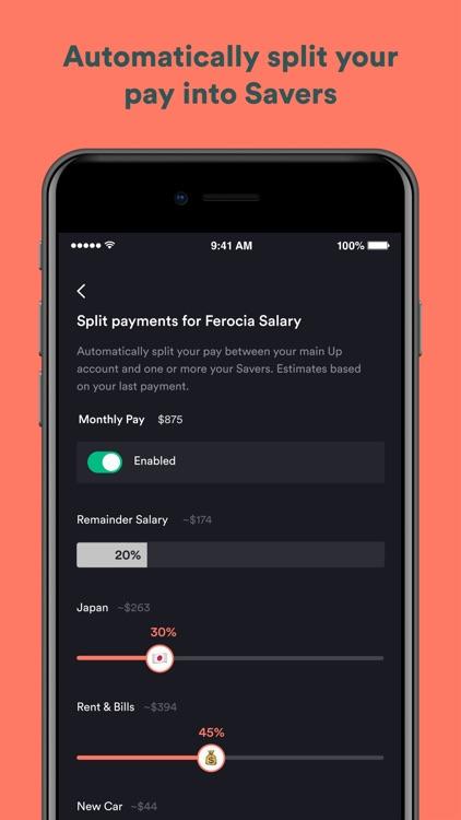 Up — Upgrade your banking screenshot-7