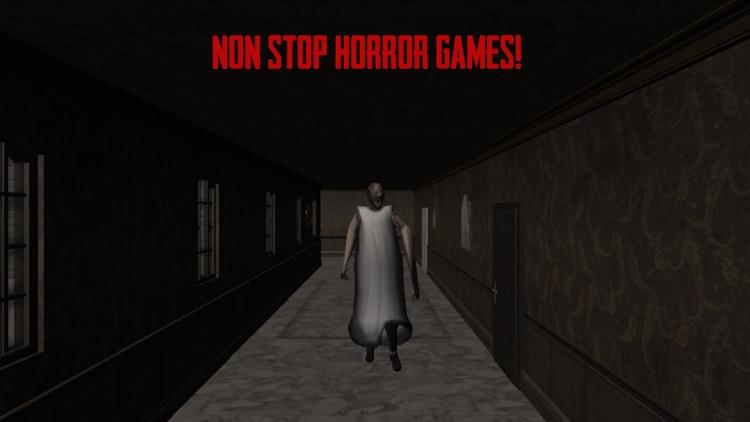 Granny Horror Mansion screenshot-3